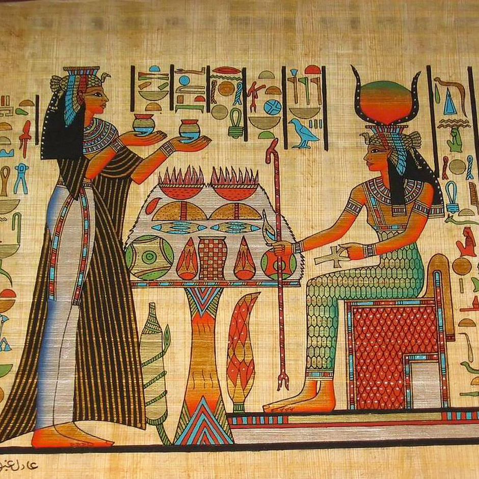 the role of gods in the civilization of ancient egypt Egyptian god osiris featured in a frieze on a wall of tomb qv66, the burial place of nefertari (c 1295-1255 bc) ( public domain ) the ancient egyptians believe that osiris was the first ruler of egypt, and that he brought civilization to the land.